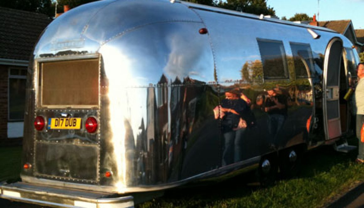 our gorgeous vintage airstream for sale