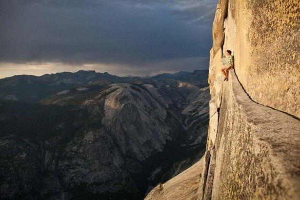 Alex Honnold Yosemite image from Why media travel experts know best post in summer holidays  category