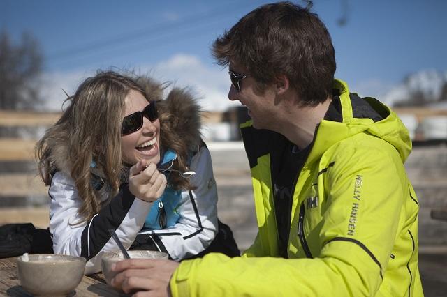Les Arcs Tourism and Sarah Ginet