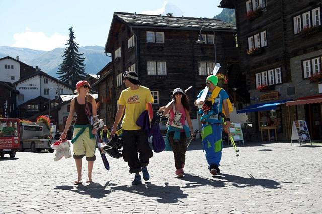 Summer Zermatt