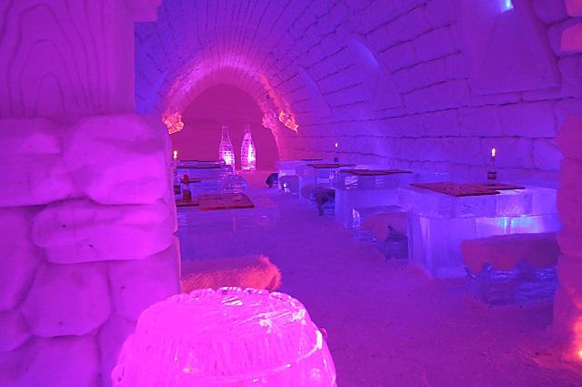 Snow hotel lainio