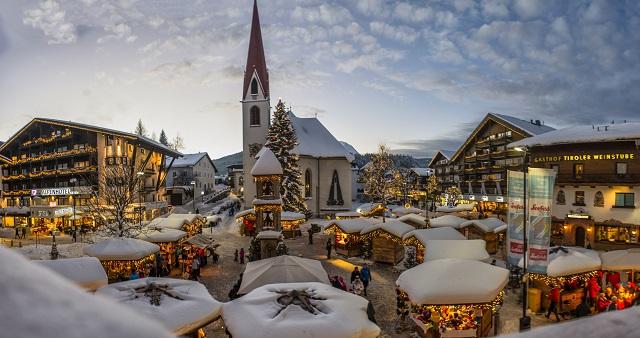 Seefeld Christmas Markets