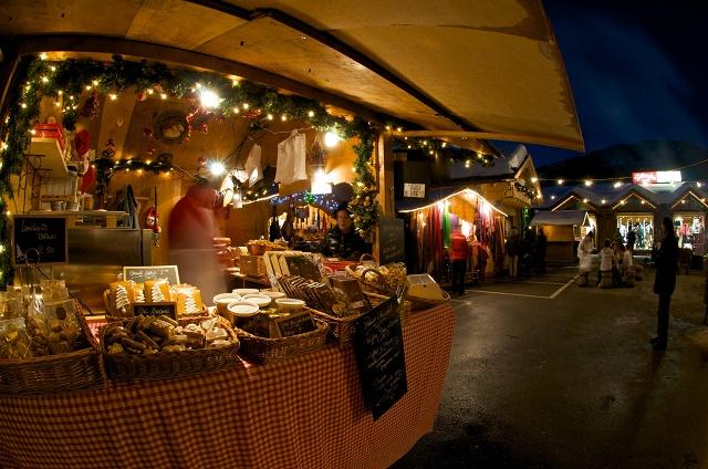 Villars Christmas Market