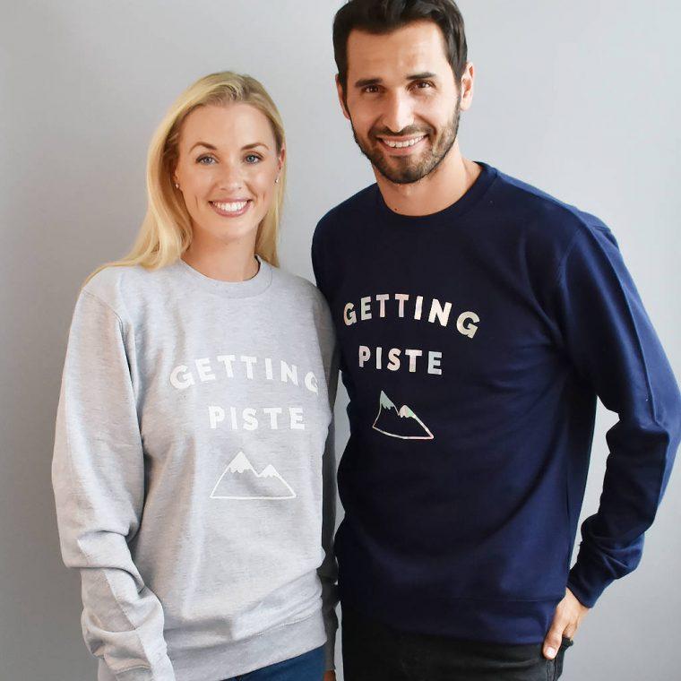 Getting Piste jumper for men and women