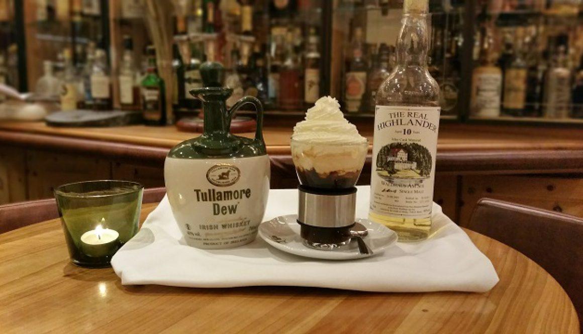 Irish Coffee Devils Place St Moritz