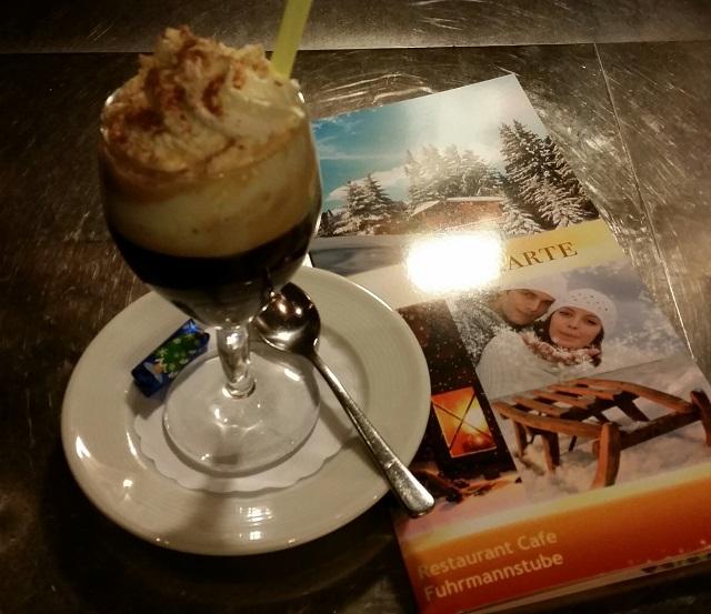 Irish Coffee Fuhrmannstube St Anton