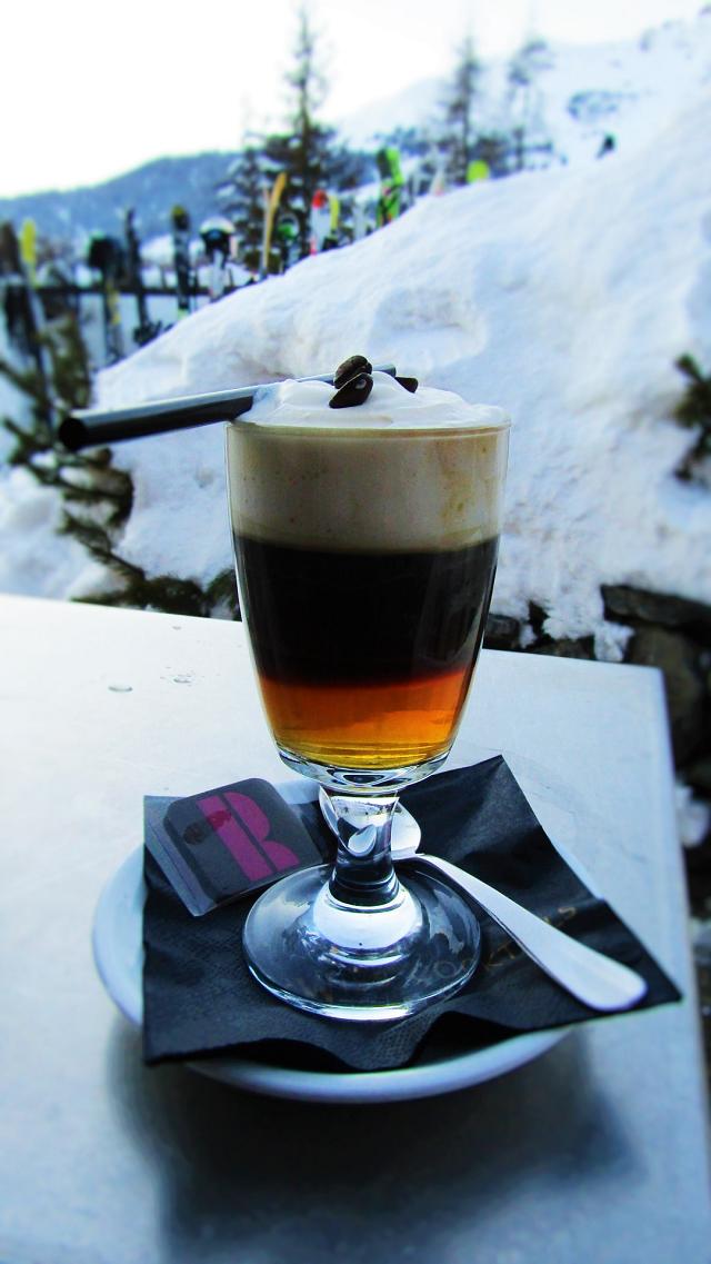 Le Rouge Verbier Irish Coffee