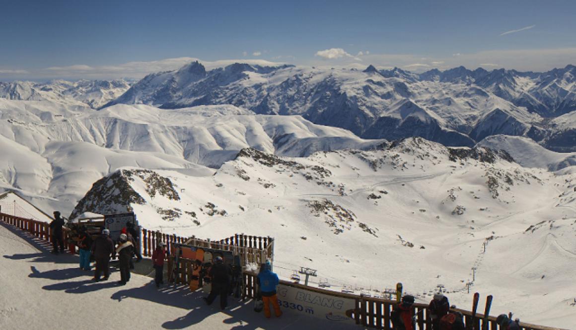Alpe dHuez Pic Blanc 11 03 16