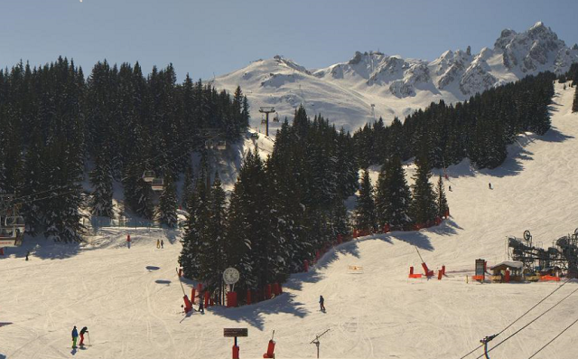 Courchevel La Croisette 11 03 16