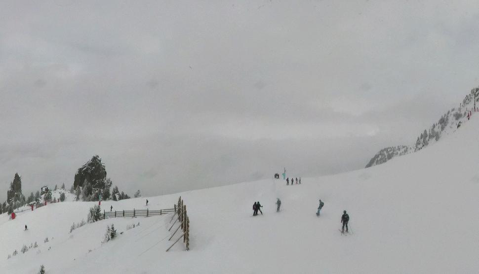 Les Arcs Mont-Blanc 2300m 02 03 16
