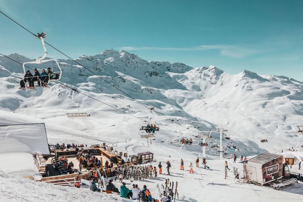 Folie Douce Bar in Val Thorens
