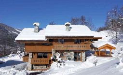Chalet Marielaine in Meribel