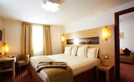 Club Med Cervinia, Suite