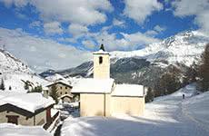 Planibel Apartments La Thuile Italy SNO