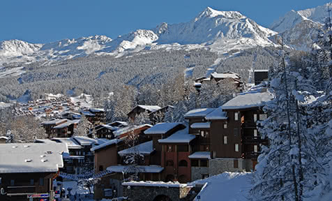 Montchavin ski holidays 2018 2019 skiing packages resort guide SNO