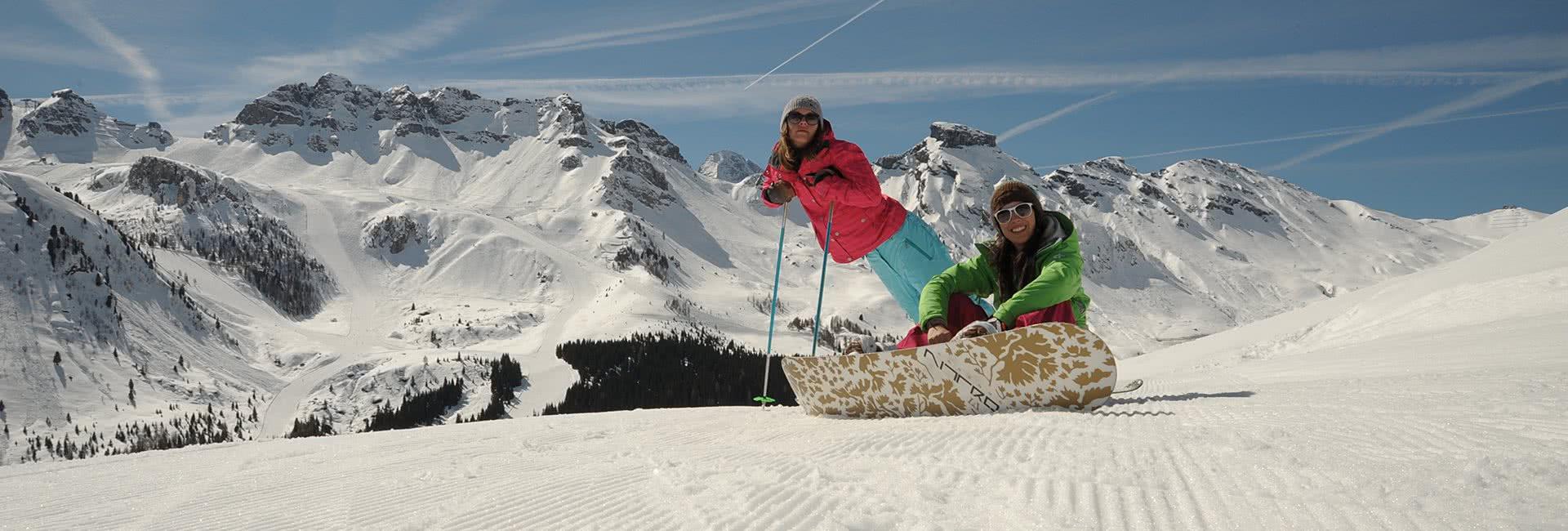 italy u0027s best snowboarding resorts in 2017 u0026 2018 sno