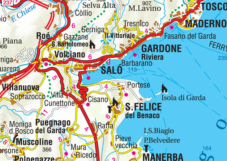Gulf of Salo Maps SNO