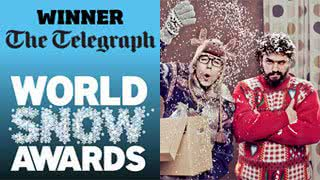 Winner of the 2013 World Snow Awards